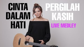Download cinta dalam hati medley pergilah kasih Tami Aulia LIVE @STIMIK Pekalongan