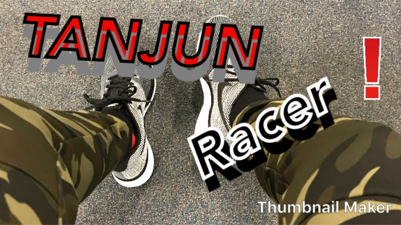 NEW GYM SHOES? (Nike Tanjun racer review)
