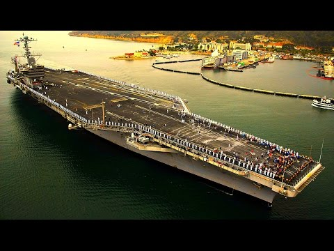TOP 5 LARGEST and MOST POWERFUL  NAVIES in the World.