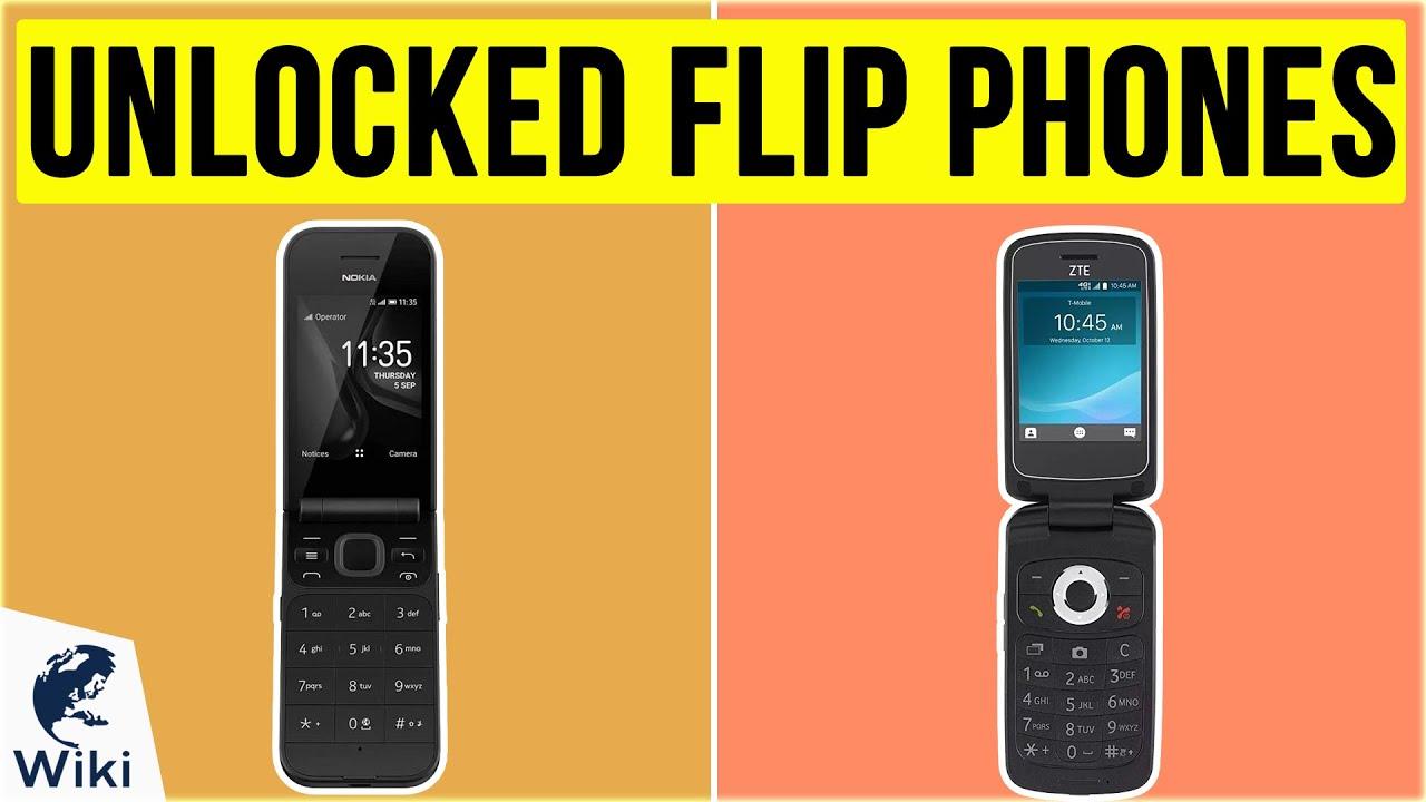 7 Best Unlocked Flip Phones 2020 - YouTube