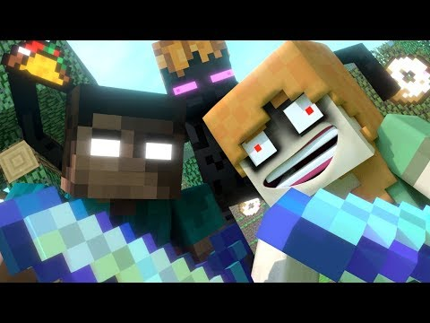 Annoying Villagers 29 - Minecraft Animation