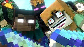 Annoying Villagers 29 - Minecraft Animation
