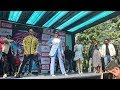 GARMI Song live performance by Street Dancer 3D cast | Varun Dhawan | Nora fatehi | Shraddha kapoor