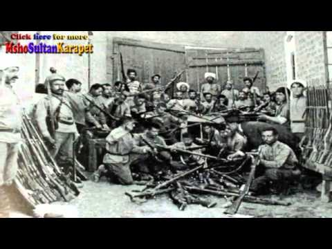 Armenian Patriotic Song   Aparan