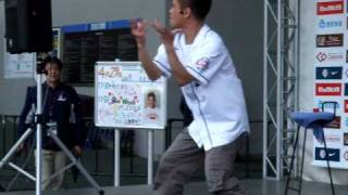 柳沢慎吾 神奈川県警vs凶悪暴走族in西武ドーム thumbnail