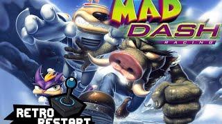 Mad Dash Racing - Big Pig Racing - Let