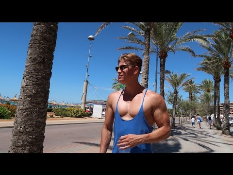 WORKING OUT EFFECTIVELY ON VACATION & CLUBBING IN PALMA #VLOG52