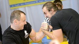 Lviv Arm Wrestling Championship - Open Class 2017-12-24