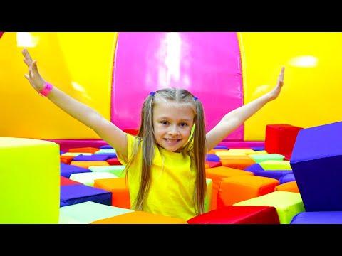 Развлекательный Центр для Детей   Магазин Игрушек с Ярославой