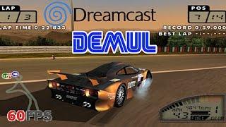 Test Drive Le Mans Dreamcast Widescreen 60fps HD demul (2000)