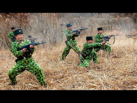 The One Thing Chinese Soldiers Can