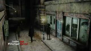 Sherlock Holmes vs Jack the Ripper - Trailer 1