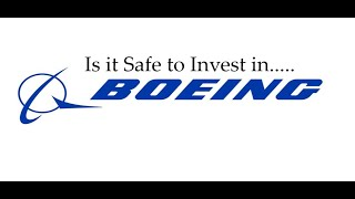 Boeing Stock  Will It Go Up ? July 2020