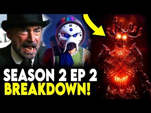 Meet Doctor Tyme Candlemaker Doom Patrol Season 2 Episode 2