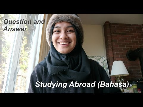 Frequently Asked Questions: Studying Abroad (Bahasa Indonesia)