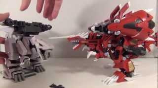 Kotobukiya Zoids 1/72 scale Genobreaker