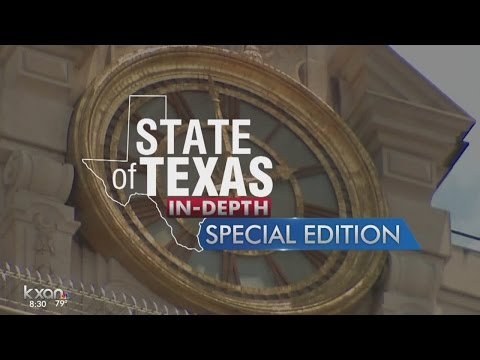 State of Texas: In-Depth - Guns on Campus