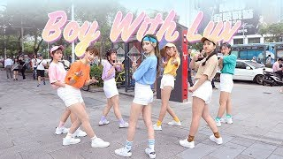 Download lagu [KPOP IN PUBLIC CHALLENGE] BTS(방탄소년단)- '작은 것들을 위한 시(Boy With Luv)' Dance Cover by KEYME from Taiwan