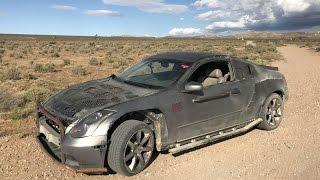 Apocalypse G35 - Will It Drift?