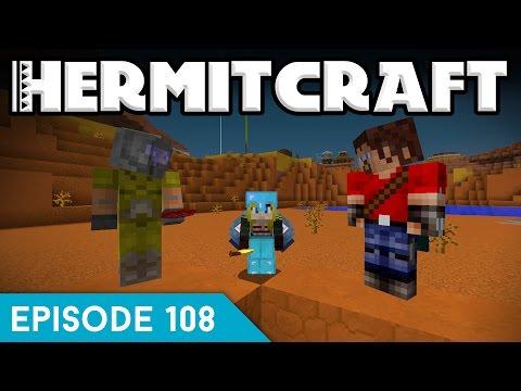 Hermitcraft IV 108 | HERMIT BATTLES! | A Minecraft Let's Play