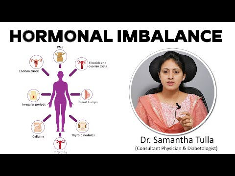 Hormonal Imbalance - Dr samantha Tulla : Consultant Physician & Diabetologist