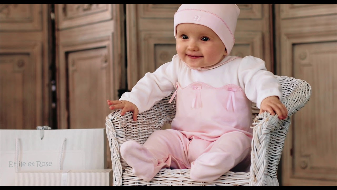 8fc8ba517 Emile et Rose - The Perfect Outfit for Baby - Traditional Baby Clothes