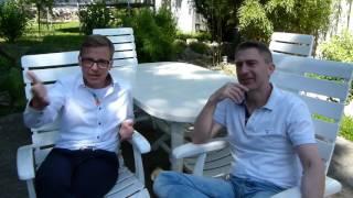 Florian entlockt mir Details über mein geheimes zweites Business :-) (Uncut)