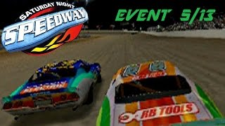 Saturday Night Speedway - Pro Stock - 5/13 | Mother of Cheetos!