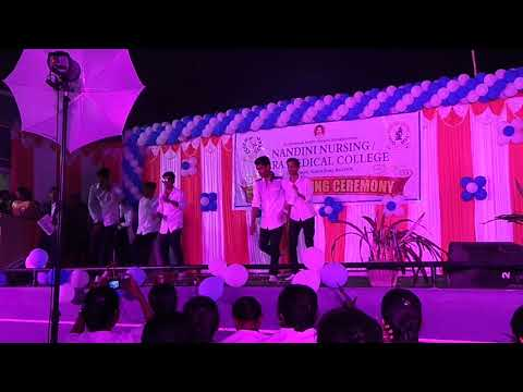 Apdi Pode  Pode  -_- Mukkala Mukkabulla_ Group Dance Full Video Song