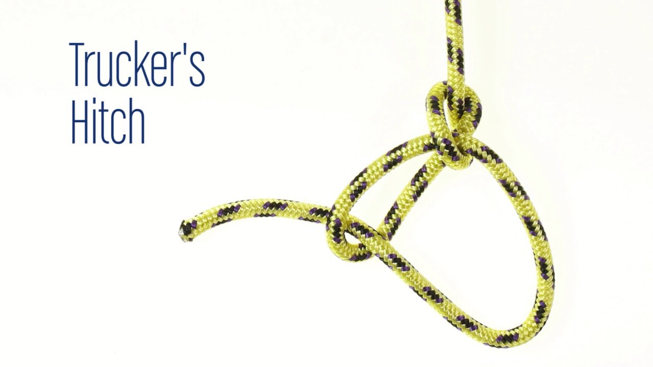 How to tie 10 essential Scouting knots