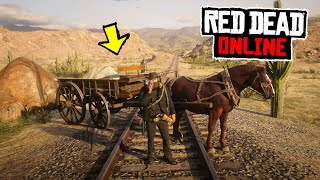 How to MAX LEVEL the Trader Role in Red Dead Online