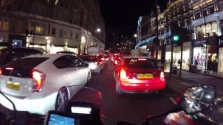 [VIDEO NOTURNO] MOTOBOY EM LONDRES COMO FAZER AS NESCESSIDADES? | MOTO filmadores UK
