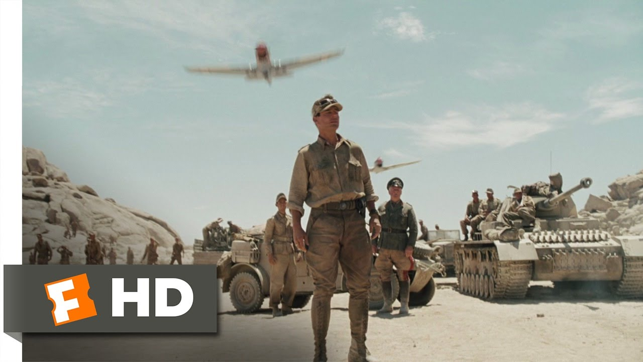 Valkyrie 1 11 Movie Clip Death From Above 2008 Hd Youtube