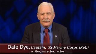 Dale Dye urges Marines to fill out ATSDR Health Survey