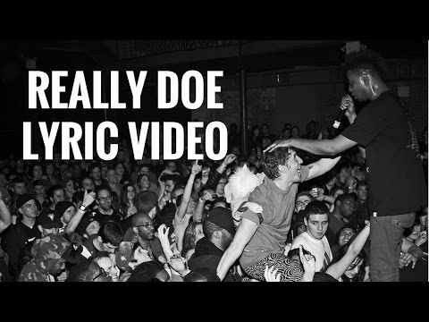 Danny Brown - Really Doe ft Kendrick Lamar, Ab-Soul, & Earl Sweatshirt (LYRICS ON SCREEN)