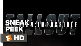 Mission: Impossible - Fallout Sneak Peek #1 (2018) | Movieclips Trailers