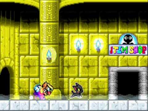 Wario Land 4 - Golden Diva (Super Hard mode)