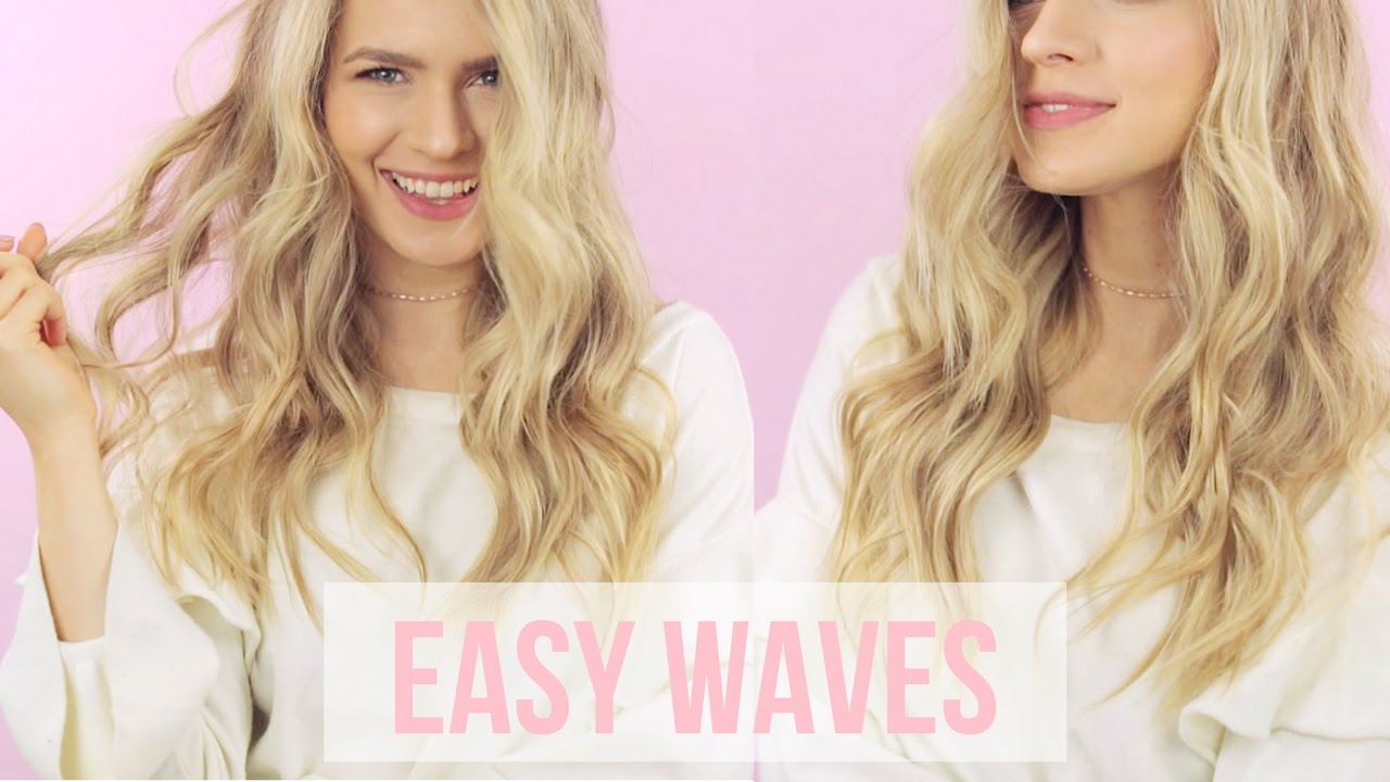 how to get hair style my everyday waves hairstyle tutorial kayleymelissa 7503