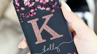 K Latter Love Whatsapp Status Khushi Name Dp Status K Name Whatsapp Dp S Youtube