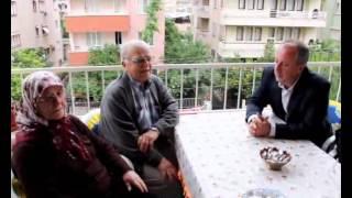 Muharrem İnce, Mustafa Balbay'ın Ailesini Ziyaret Etti