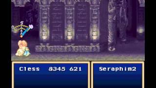 SNES Longplay [414] Tales of Phantasia (part 7 of 7)