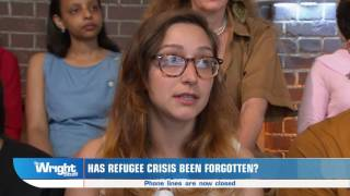 Baixar Annie Gavrilescu from Help Refugees explains why the refugee crisis isn't making the front pages