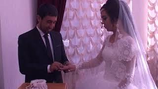 Свадьба Рамазана и Карины