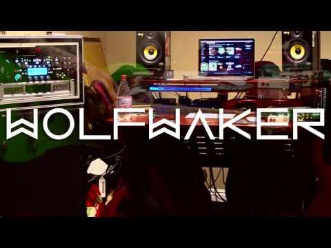 "WOLFWAKER - ""ADAPT"" Guitar Play Through"