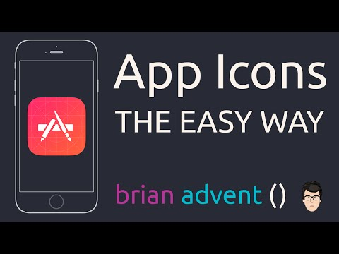 iOS Tutorial: Quick Tip - iOS App Icons