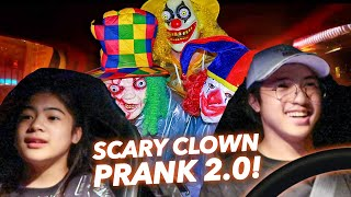 Scary CLOWN Halloween Prank On NIANA!! | Ranz and Niana