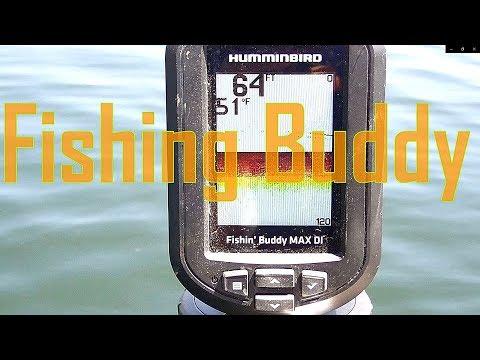 Humminbird Fishin Buddy Max DI Review** AWESOME BUY**