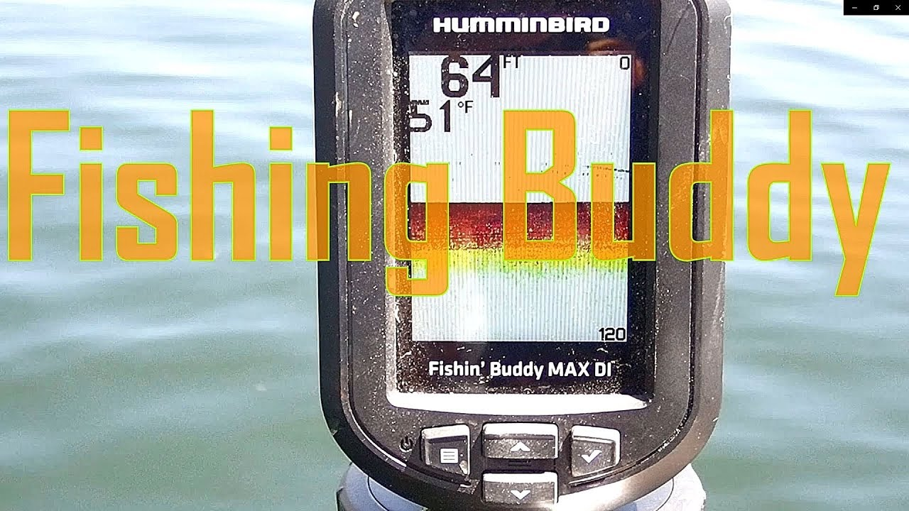Humminbird Fishin/' Buddy Max