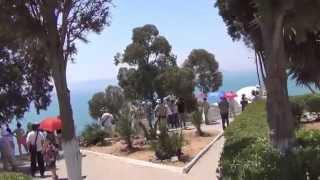 Обзорная экскурсия по Тунису июнь 2014(Обзорная экскурсия по Тунису: город Тунис (православный храм, музей денег) город Сиди-Бу-Саид город Карфаген., 2015-02-05T21:34:55.000Z)