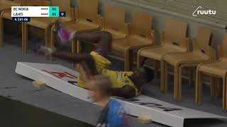 BC Nokia 4Q Last Minutes Highlights | vs. Lahti Basketball 23.1.2021